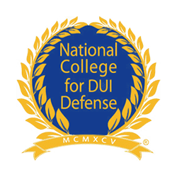 Member of National College of DUI Defense